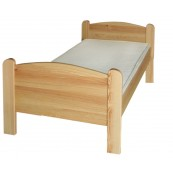 Łóżko AGATA II - sosna