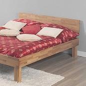 Łóżko  RAFAEL140 - buk woskowany