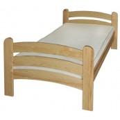 Łóżko MAŁGOSIA - sosna