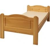 Łóżko OLIWIA II - sosna