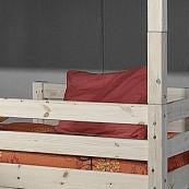 Zabezpieczenia łóżka SOFUS - sosna lakierowana